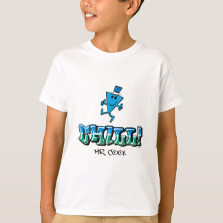 Mr. Cool Chilling Out T-Shirt