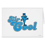 Mr. Cool | Happy Fist Pump Card