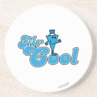 Mr. Cool | Happy Fist Pump Drink Coaster