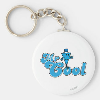 Mr. Cool | Happy Fist Pump Keychain