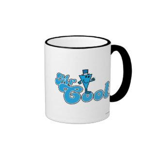 Mr. Cool | Happy Fist Pump Ringer Coffee Mug