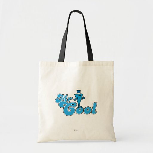 Mr. Cool | Happy Fist Pump Tote Bag
