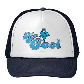 Mr. Cool   Happy Fist Pump Trucker Hat