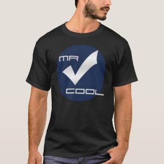 """Mr Cool"" Men's Dark T-Shirt"