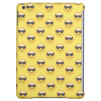 Mr Cool Sunglasses Emoji iPad Air Covers