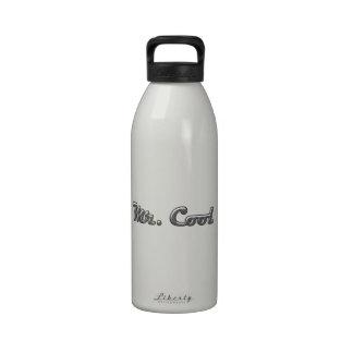 Mr. Cool Water Bottles