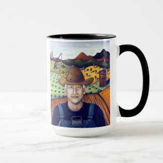 Mr. Coopers Spinach Farm Mug