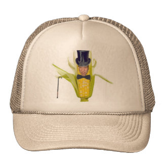 mr corn face the hat!