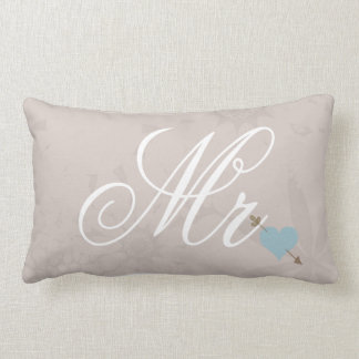 "Mr. Couples Lumbar Cushion 13"" x 21"""