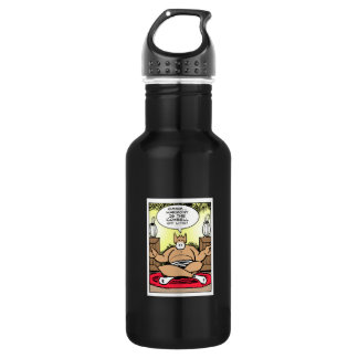 Mr Cow -- The Cowbell Of Life Liberty Bottle