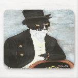 Mr Darcy Cat Mousepad