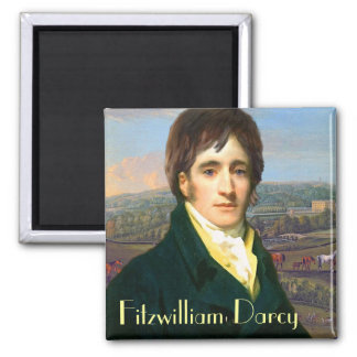 Mr. Darcy Magnet