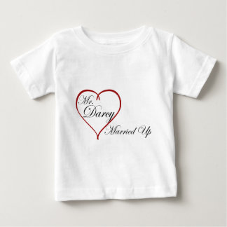Mr. Darcy Married Up Baby T-Shirt