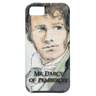 Mr Darcy of Pemberley iPhone 5 Cases