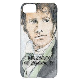 Mr Darcy of Pemberley Case For iPhone 5C