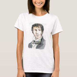 Mr Darcy of Pemberley T-Shirt