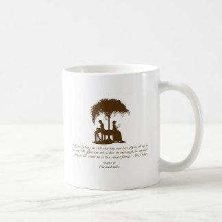 Mr Darcy s Proposal Coffee Mug
