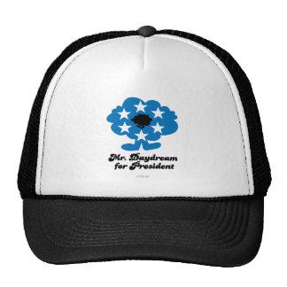 Mr Daydream for President Mesh Hats