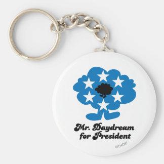 Mr. Daydream For President Keychain