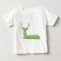 Mr. Deer Baby T-Shirt