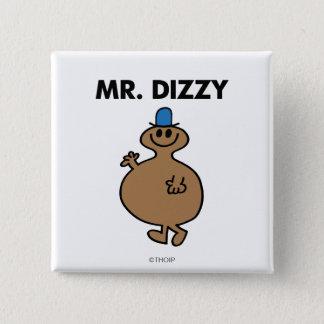 Mr. Dizzy | Classic Pose Button