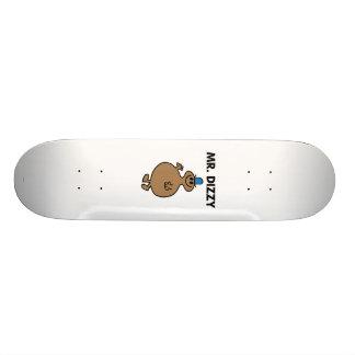 Mr. Dizzy | Classic Pose Skateboard