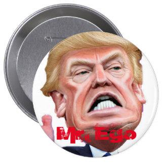 """Mr. Ego"" Button"
