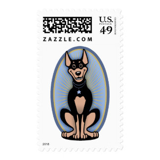 Mr. Engaging Stamp