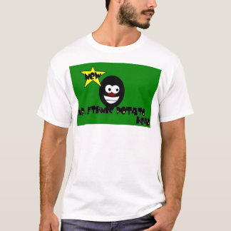 Mr. Ethnic Potato Head T-Shirt