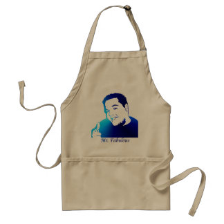 Mr Fabulous Apron