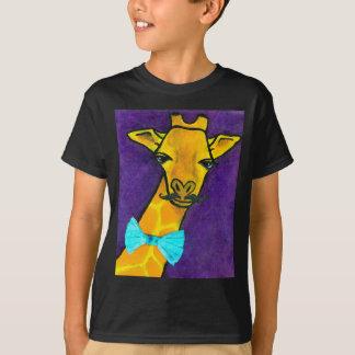 Mr. Fancy Giraffe T-Shirt