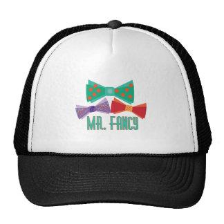 Mr. Fancy Hats