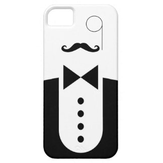 Mr. Fancy iPhone 5 Case-Mate Barely There Case