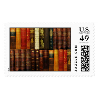 Mr. Fancy Pantaloons' Instant Library Stamp