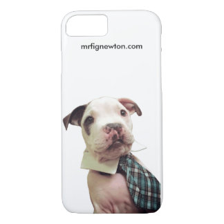 Mr Fig Newton iPhone 7 case