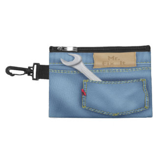 Mr. Fix It Clip On Accessory Bag