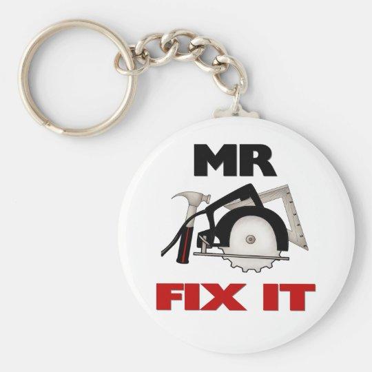 Mr Fix It Keychain