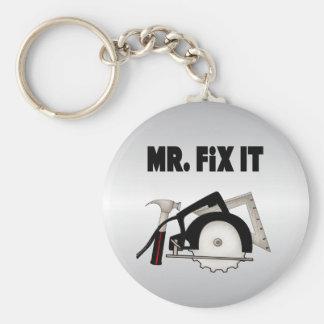 Mr Fix It Keychains