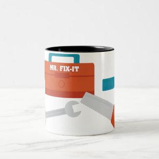 Mr Fix-It Coffee Mug