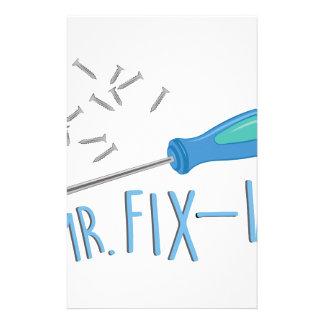 Mr Fix-it Stationery
