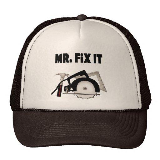 Mr Fix It Trucker Hat
