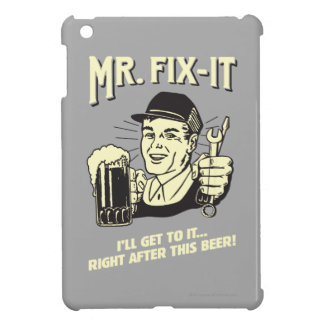 Mr. Fixit: After this Beer iPad Mini Cover