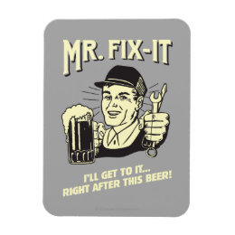 Mr. Fixit: After this Beer Magnet
