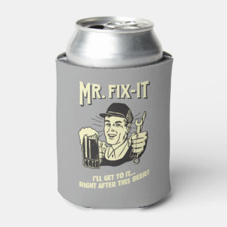 Mr. Fixit: After this Beer Can Cooler