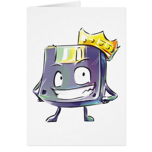 Mr Floppy Greeting Cards