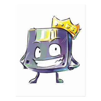 Mr Floppy Postcard
