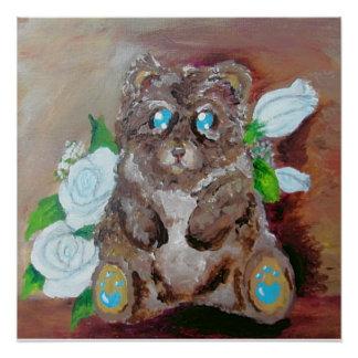 Mr.Fluffy Poster