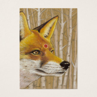 Mr Fox Business Card