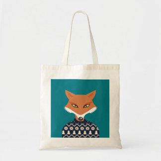 Mr Fox Totes Bag