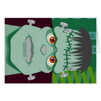 Mr. Frankenstein Card